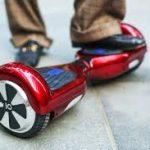 error uz roja y pitido en hoverboard